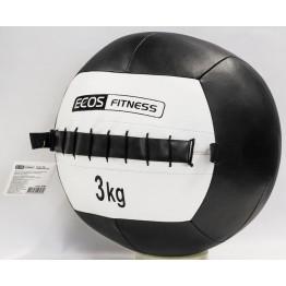 Медбол Ecos 3 кг